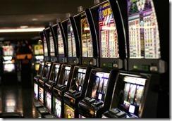 Las Vegas slot machines thumb Technology give gamblers choice