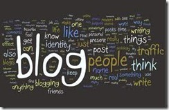 Blogging thumb Blogs influencing sales