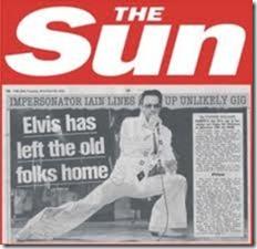 the sun thumb Hackers target Sun newspaper