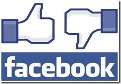 Facebook Like or Dislike thumb Facebook to use Twitter hashtag