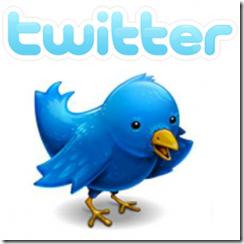 twitter logo thumb Twitter celebrates its seventh birthday