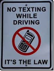 No Texting thumb Mobile Phone Texting and Social Media Increase The Risk Of A Car Accident