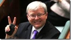 Kevin thumb Rudd admits spam Twitter followers