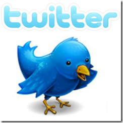 twitter logo thumb Twitter unimpressed with leaders debate